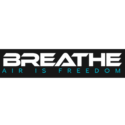 Breathe air is freedom
